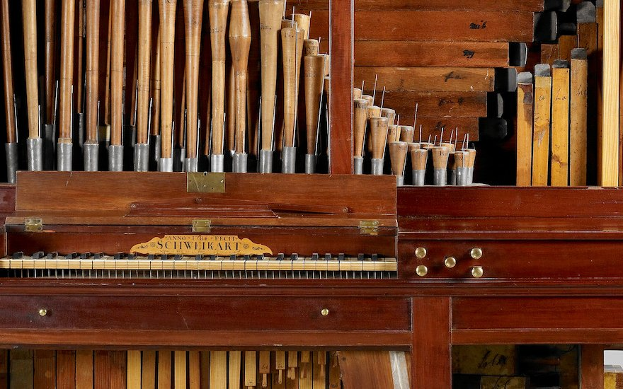 Secrets d'instruments