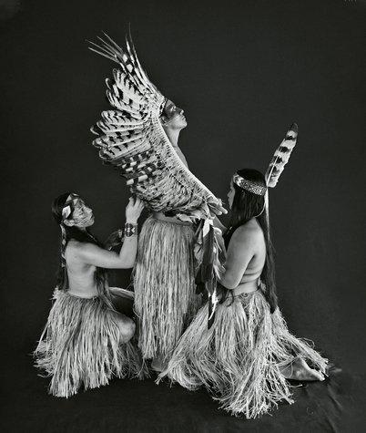Indiens Yawanawa