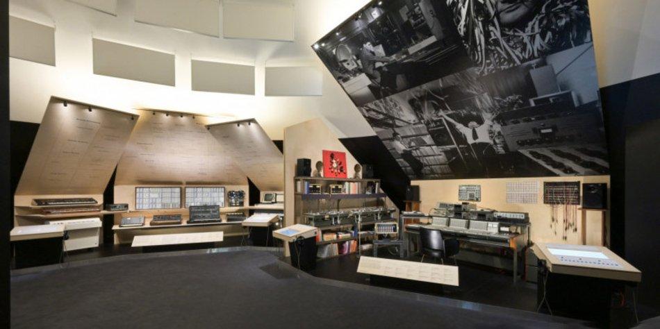 Musée - Studio Pierre Henry