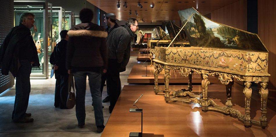 Musée - Espace 18e siècle