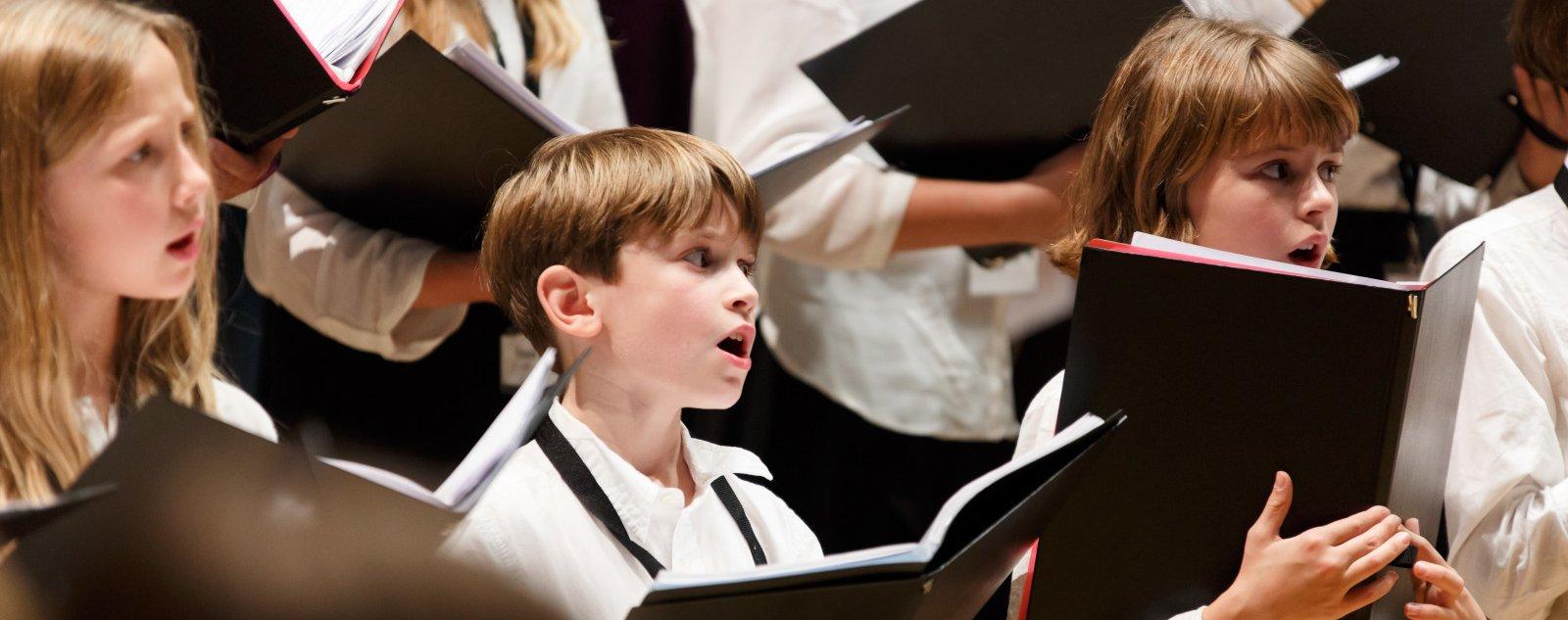 Choeur Enfants Orchestre Paris