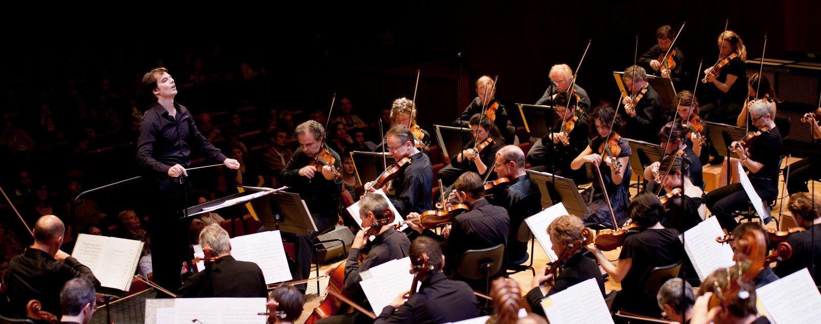 Julien Masmondet / Orchestre de Paris