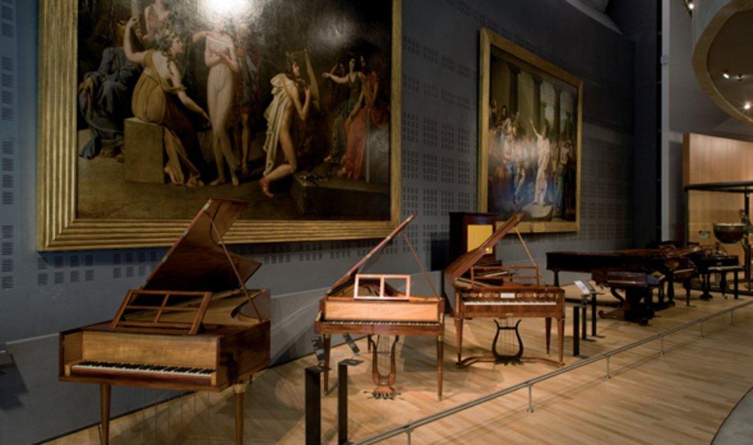 Photo du Musée de la musique