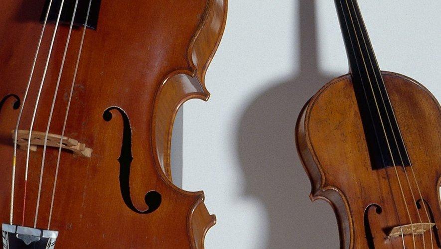 Photo d'un instrument